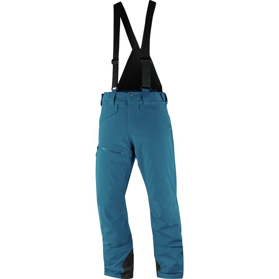 296e6aefc941 Salomon - Chill Out Bib Pant - Men s - Moroccan Blue