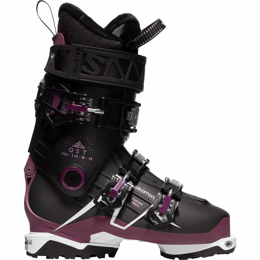 20182019 Salomon QST Pro Ski Boot Review