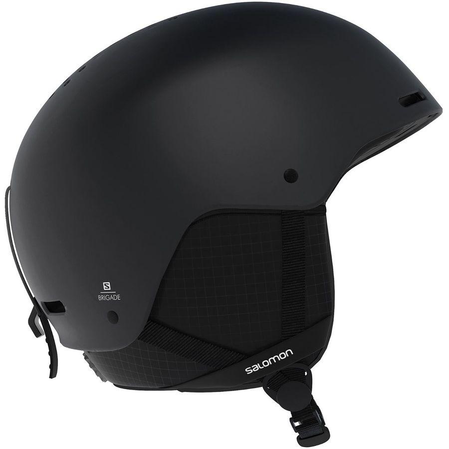 1d24fb0b7e63 Salomon - Brigade Helmet - Black