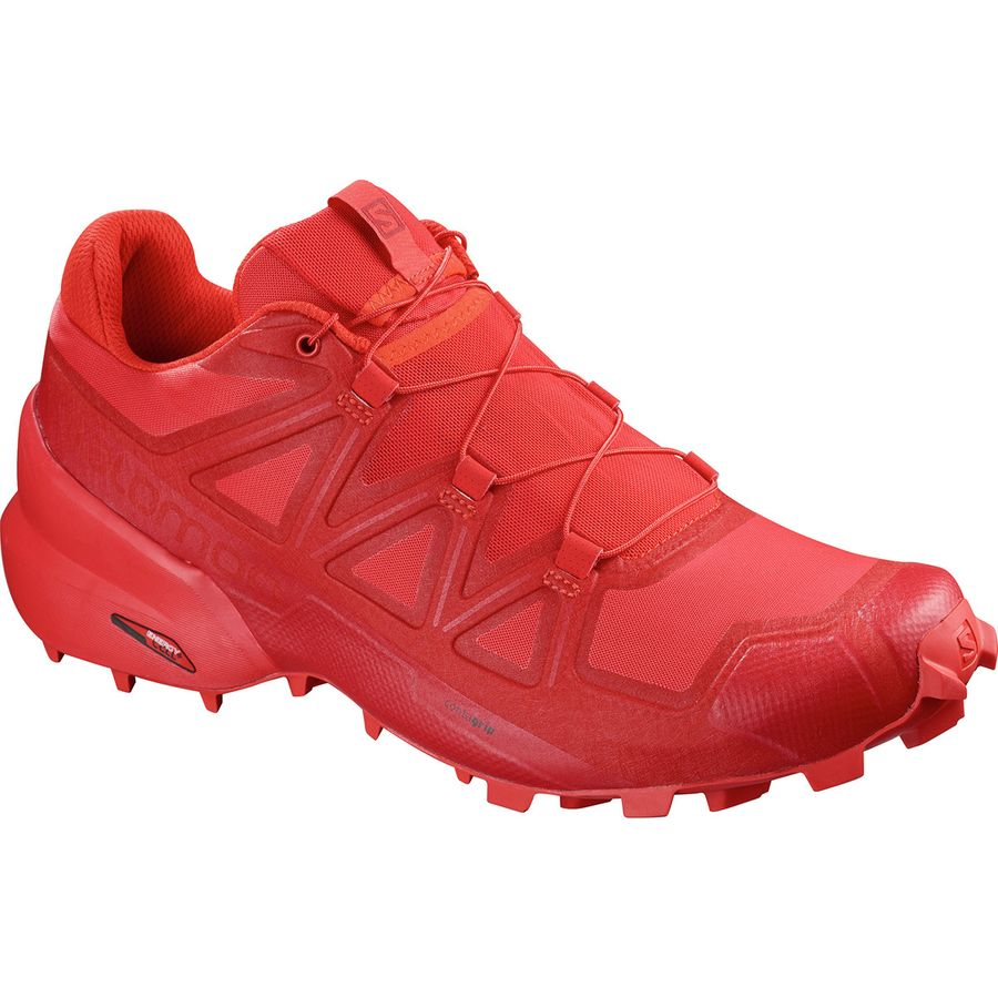 c4583d6aef1c Salomon - Speedcross 5 Trail Running Shoe - Men s - High Risk Red Barbados  Cherry