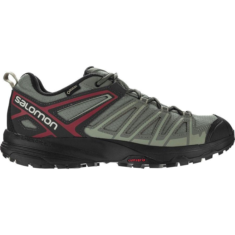 Salomon X Crest GTX Hiking Shoe - Men's