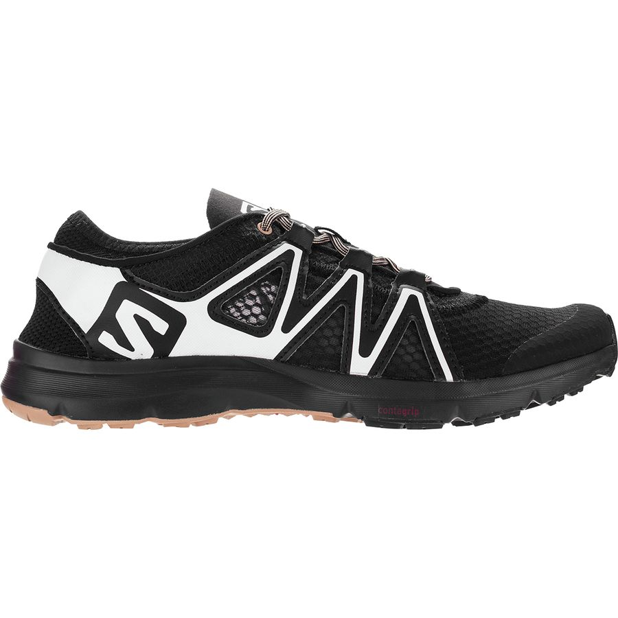 672a8c0ad70b Salomon - Crossamphibian Swift 2 Water Shoe - Women s - Black White Sirocco