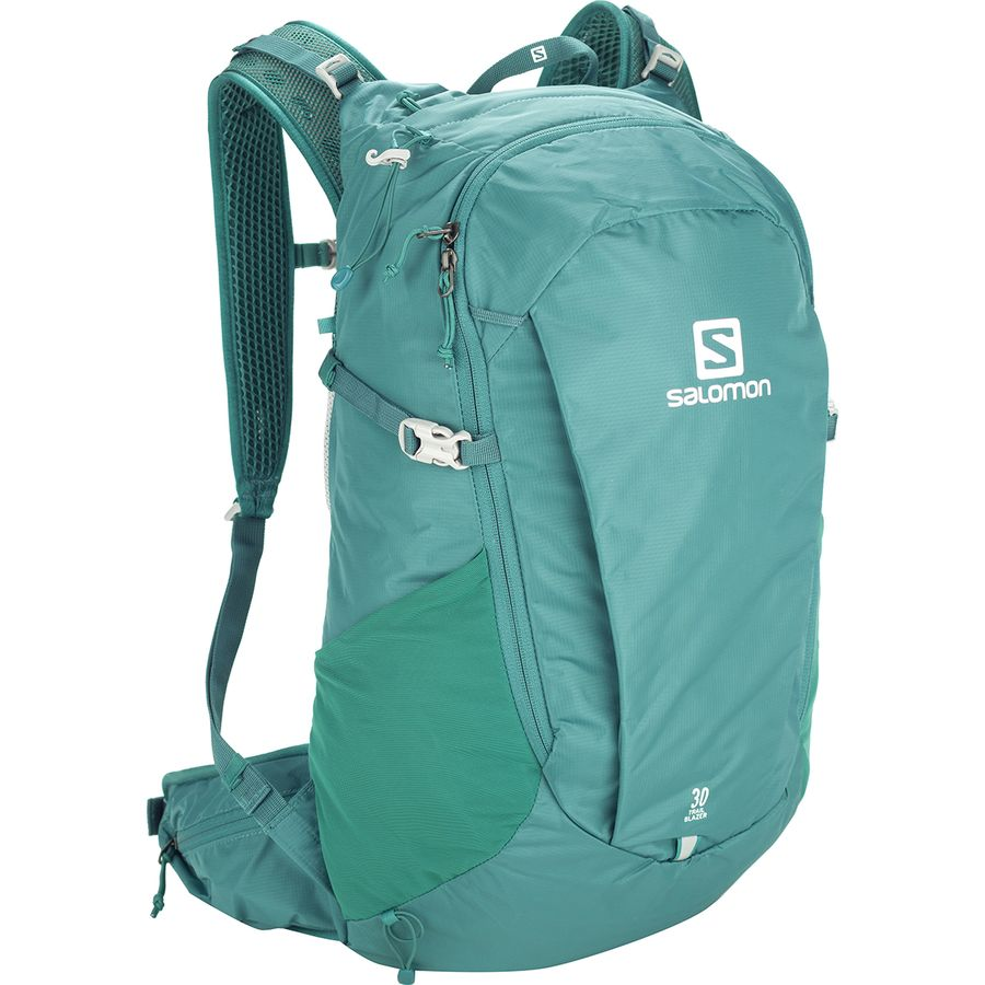 f1cf6663966 Salomon - Trailblazer 30L Backpack - Mediterranea/Alloy