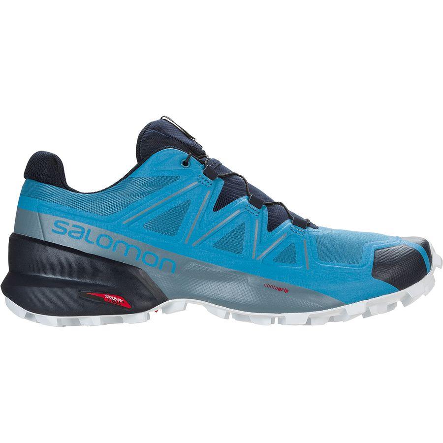 énorme réduction f7f22 879a0 Salomon Speedcross 5 Trail Running Shoe - Men's