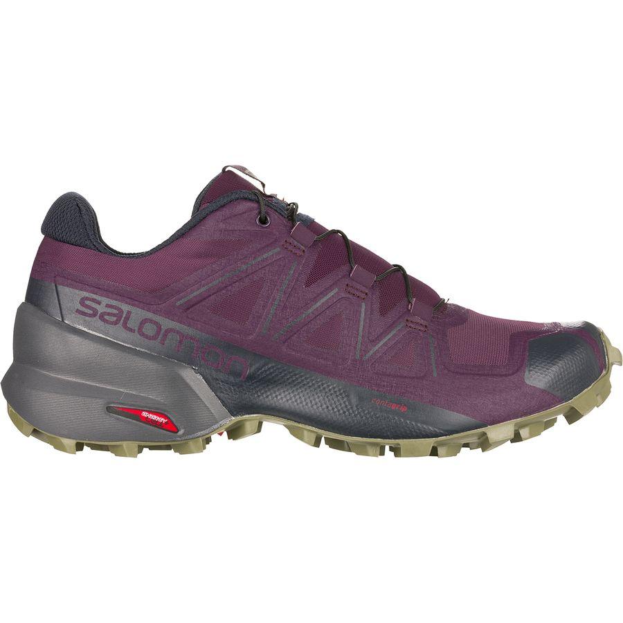 Salomon Speedcross 5 Trail Running Shoe Women's