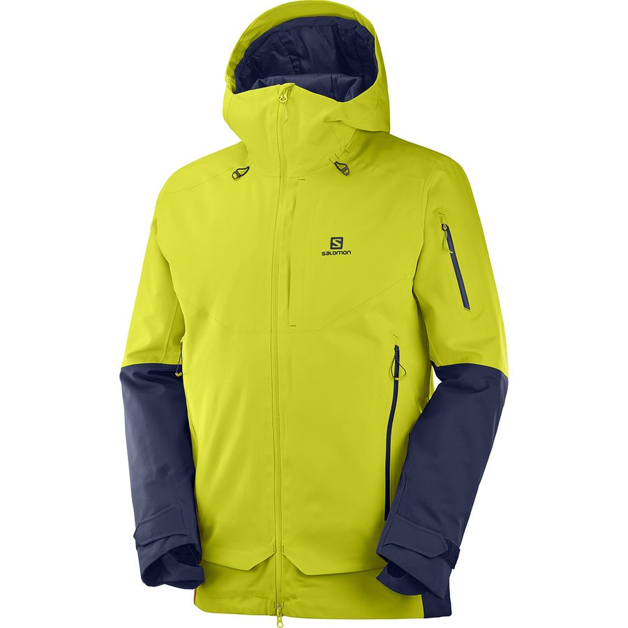 Salomon QST Guard Hooded Jacket Men's