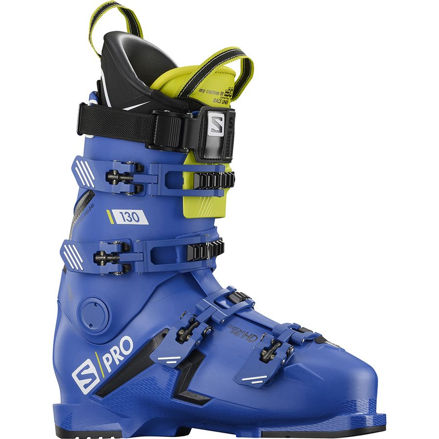 Ski boots Salomon X Pro 130 Race Blue