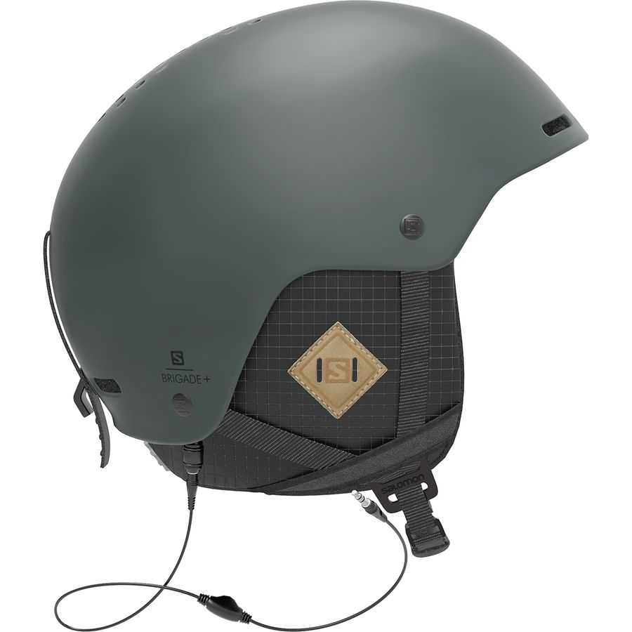 Salomon Brigade+ Audio Helmet