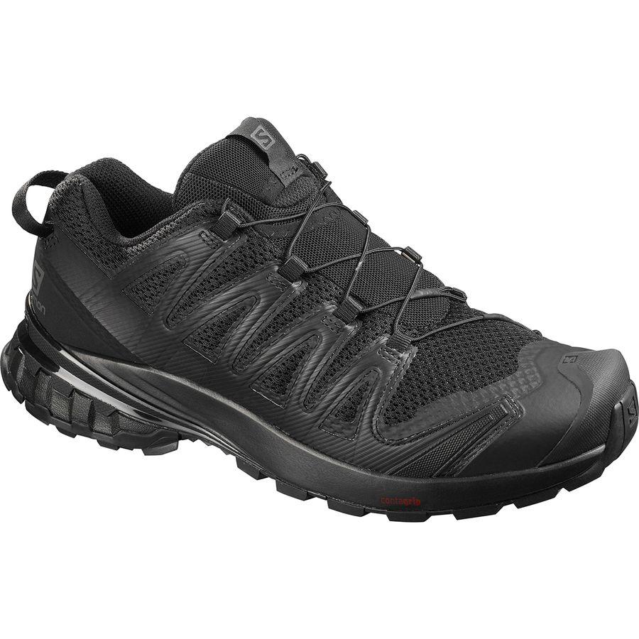 Amazon Com Salomon Xa Pro 3d V8 Men S Trail Running Hiking Shoe Trail Running