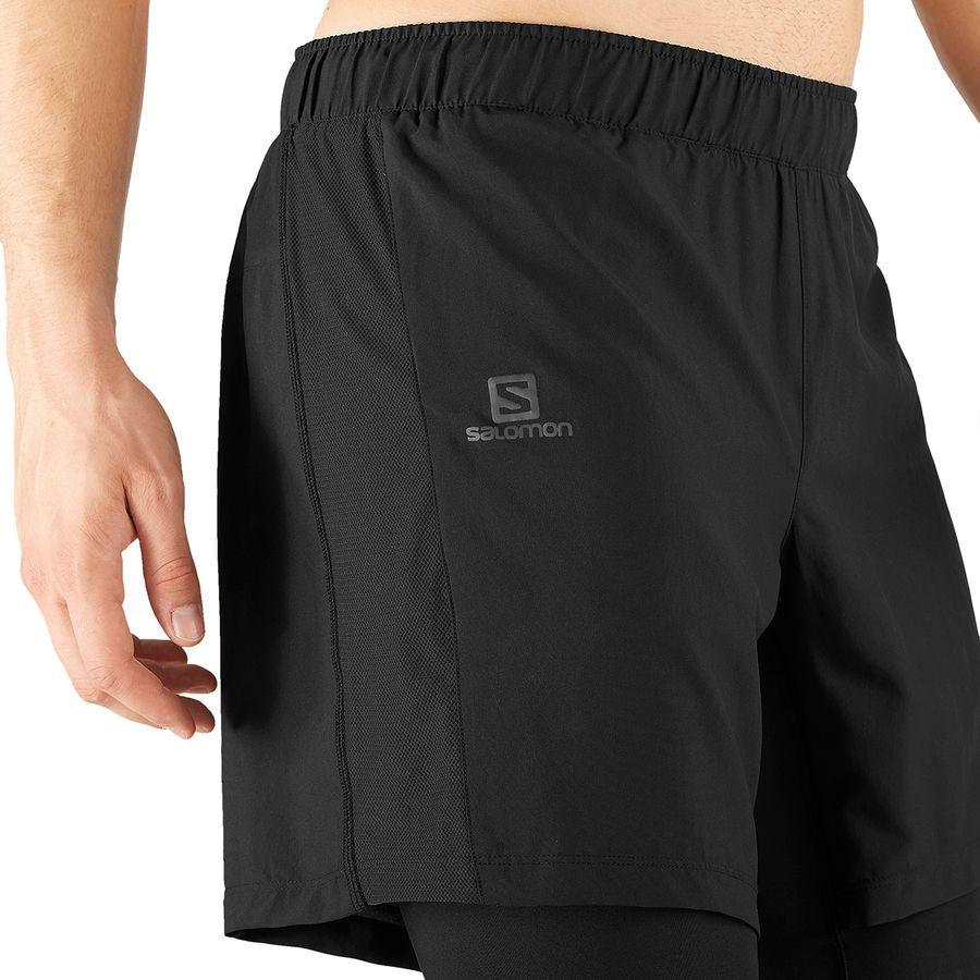 Salomon Agile Twinskin Short - Men's | Backcountry.com