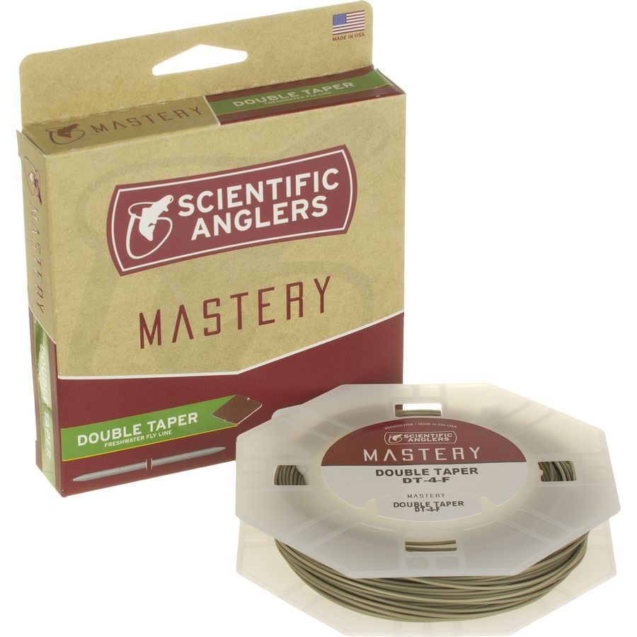 Scientific Anglers Mastery Trout Taper Dry Fly Line Floating Textured 90' 7 WT