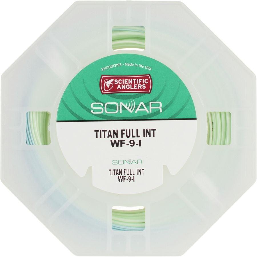 Scientific Anglers Sonar Titan Full Intermediate Fly line