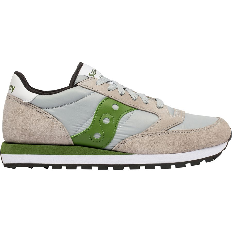 quality design be5ad 78d4a Saucony - Jazz Original Shoe - Men s - Grey Green