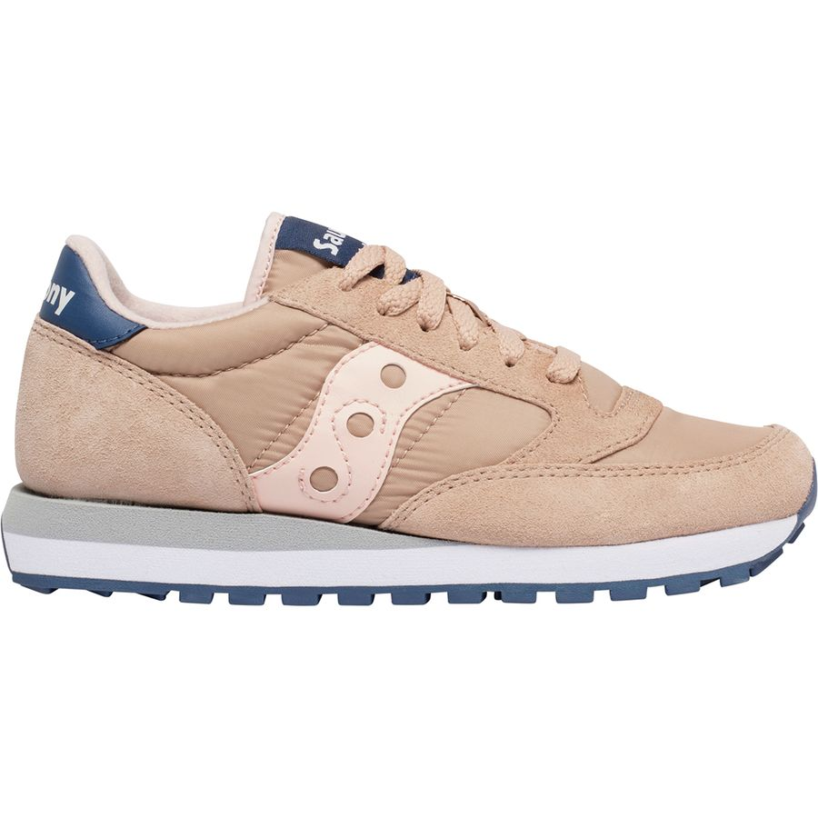 171b83c2ea2f Saucony - Jazz Original Shoe - Women s - Tan Blush Blue