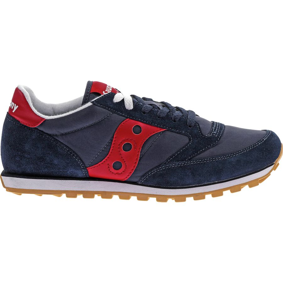 51a2a17320a0 Saucony - Jazz Low Pro Shoe - Men s - Navy Red