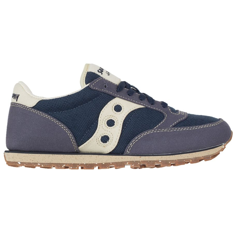 686cb62bc3fa5 Saucony - Jazz Low Pro Vegan Shoe - Men s - Navy Boston