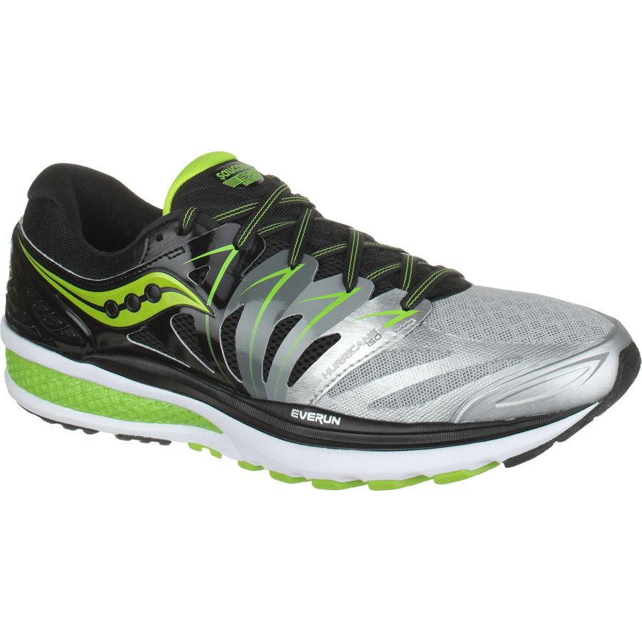Saucony Everun Hurricane Iso 2 Running Shoe - Mens
