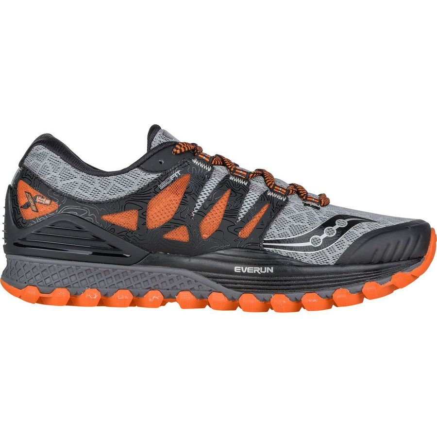 Saucony Xodus Iso Trail Running Shoe - Mens