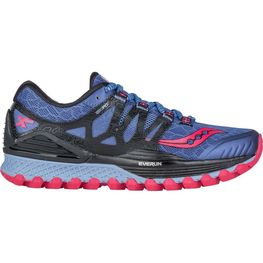 Women S Saucony Xodus Iso Shoe Trail Shoe