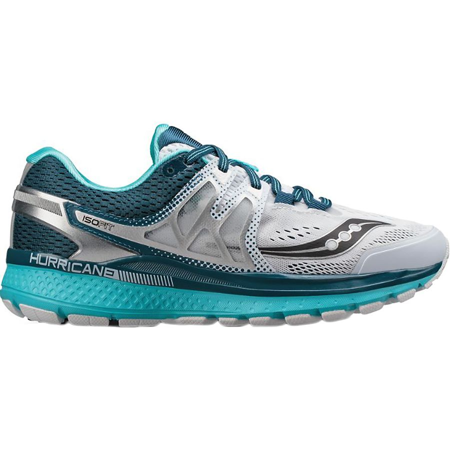 Saucony Women S Hurricane Iso  Road Running Shoe