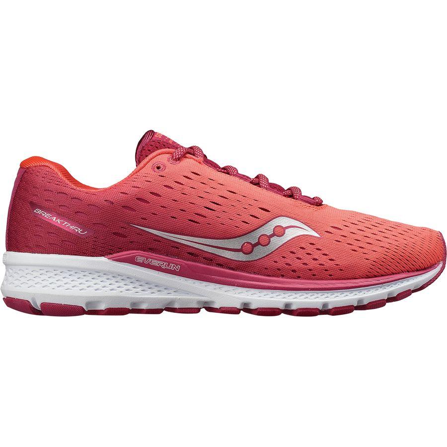 dabbf986284b Saucony - Breakthru 3 Running Shoe - Women s - Berry Coral