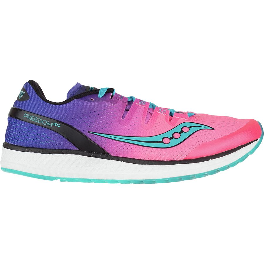 eb6aac7818 Saucony Freedom ISO Running Shoe - Women's