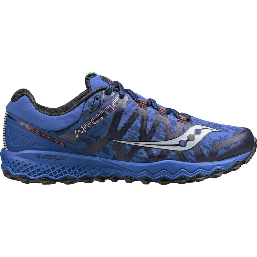 Saucony Peregrine 7 Ice+ Trail Running Shoe - Mens