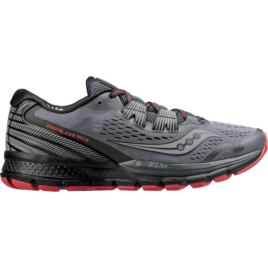 509b6370 Saucony Zealot Iso 3 Running Shoe - Women's