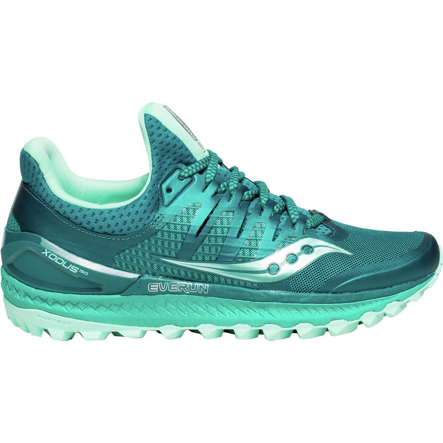 Saucony Xodus Iso 3 Trail Running Shoe Women's