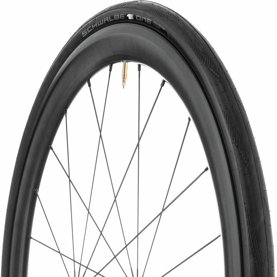 Schwalbe - One Tire-Clincher - Black/Black