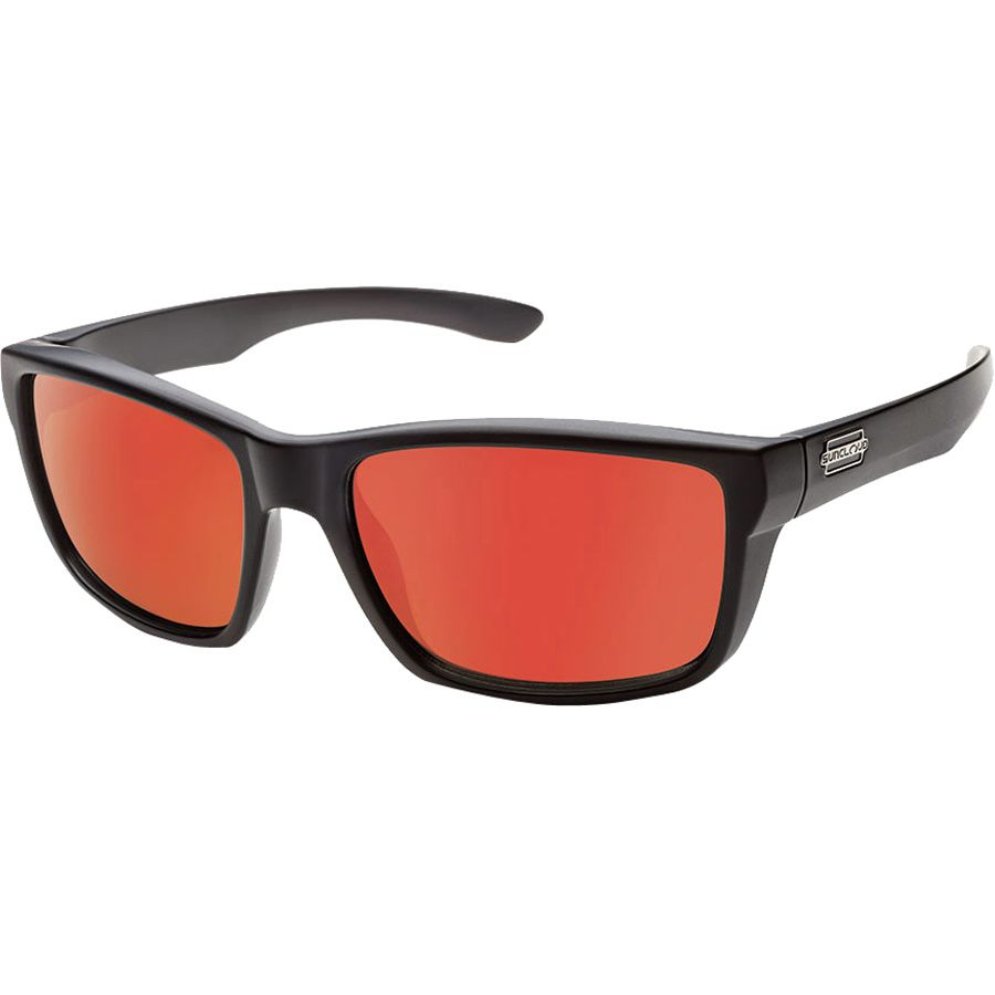 Suncloud Polarized Optics Mayor Polarized Sunglasses - Men\'s ...