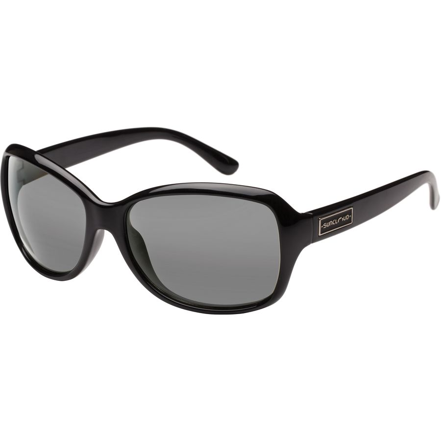 8ba634fda9 Suncloud Polarized Optics - Mosaic Polarized Sunglasses - Women s -  Black Gray