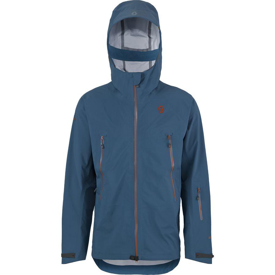 Scott Explorair Pro GTX 3L Hooded Jacket - Mens