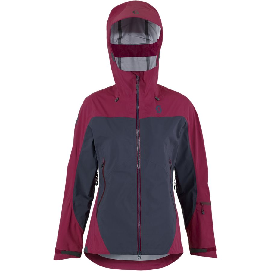 Scott Explorair Pro GTX 3L Hooded Jacket - Womens