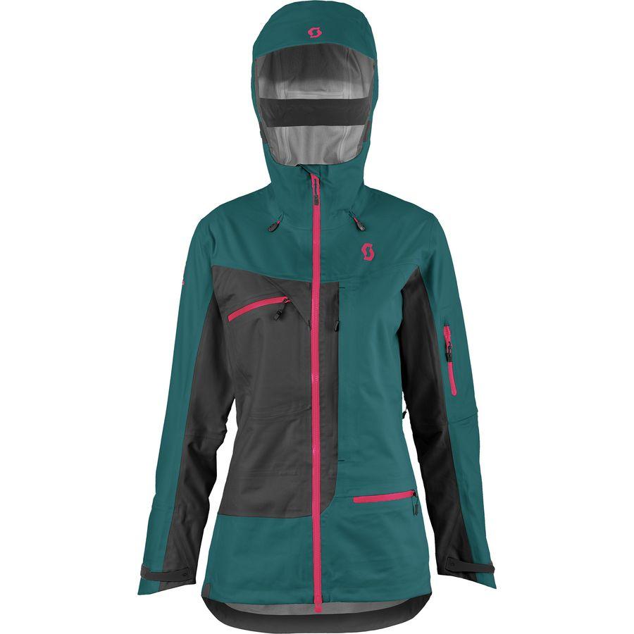 Scott Vertic 3L Jacket - Womens
