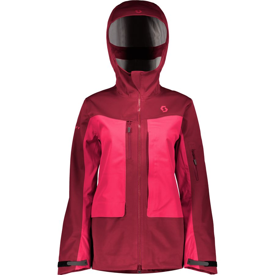 Scott Vertic 3L Hooded Jacket - Womens