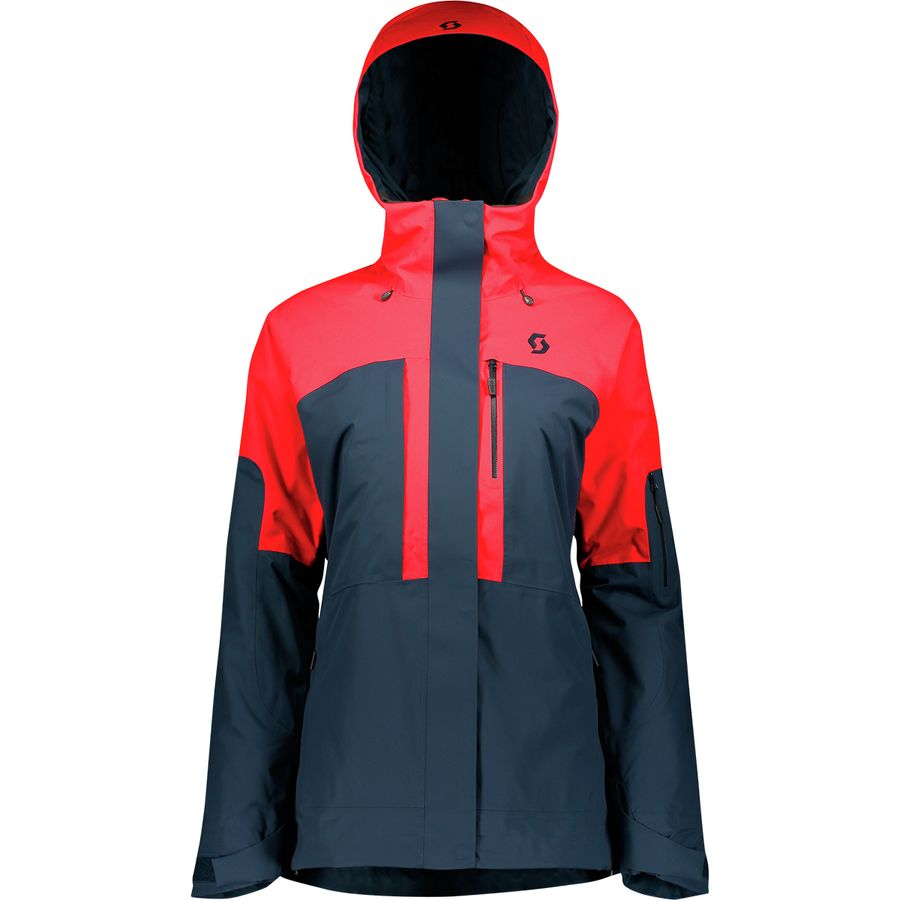 Scott Vertic 2L Hooded Insulated Jacket - Womens