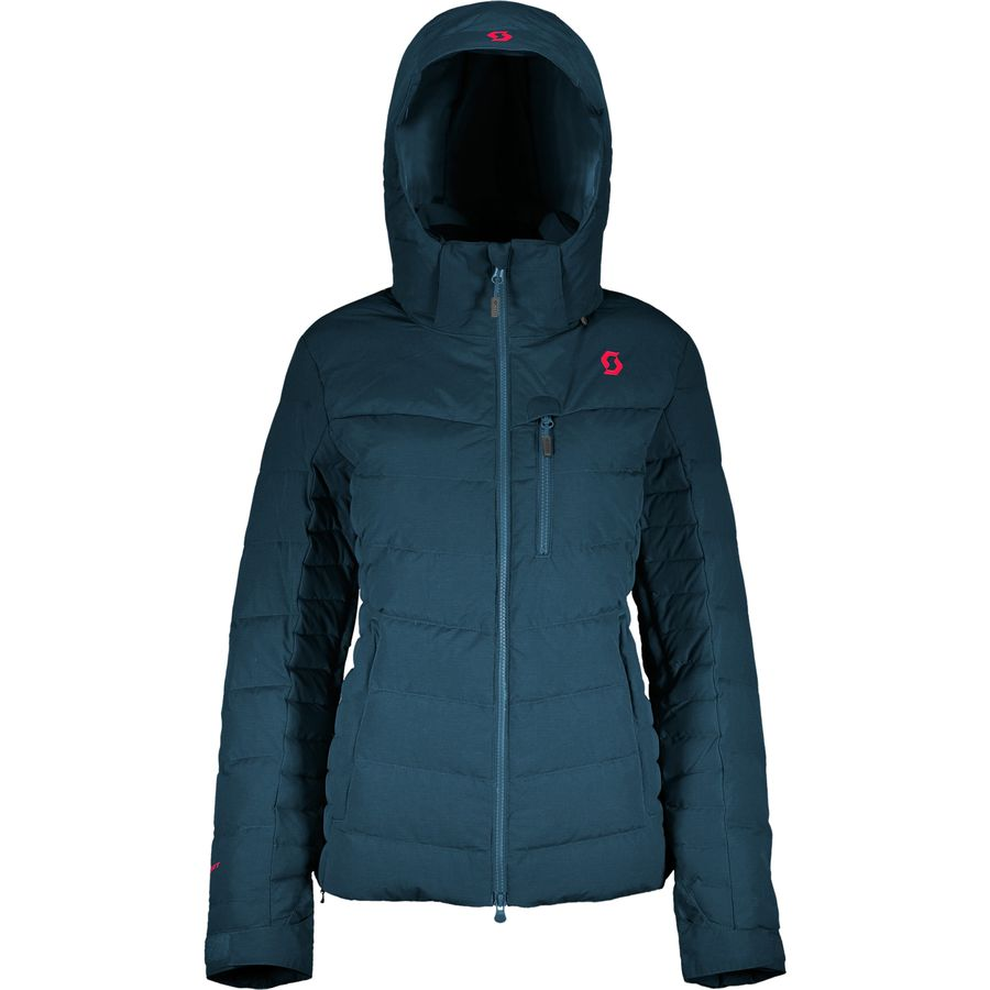 Scott Ultimate Hooded Down Jacket - Womens