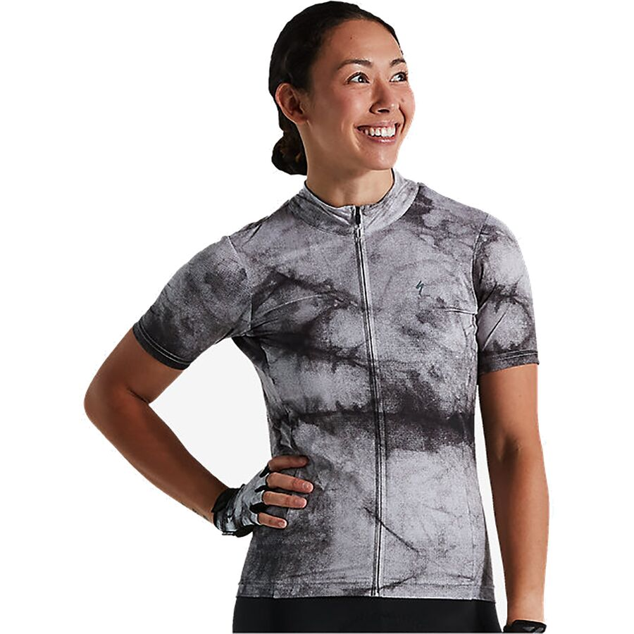 Specialized RBX Marbled Short-Sleeve Jersey - Womens