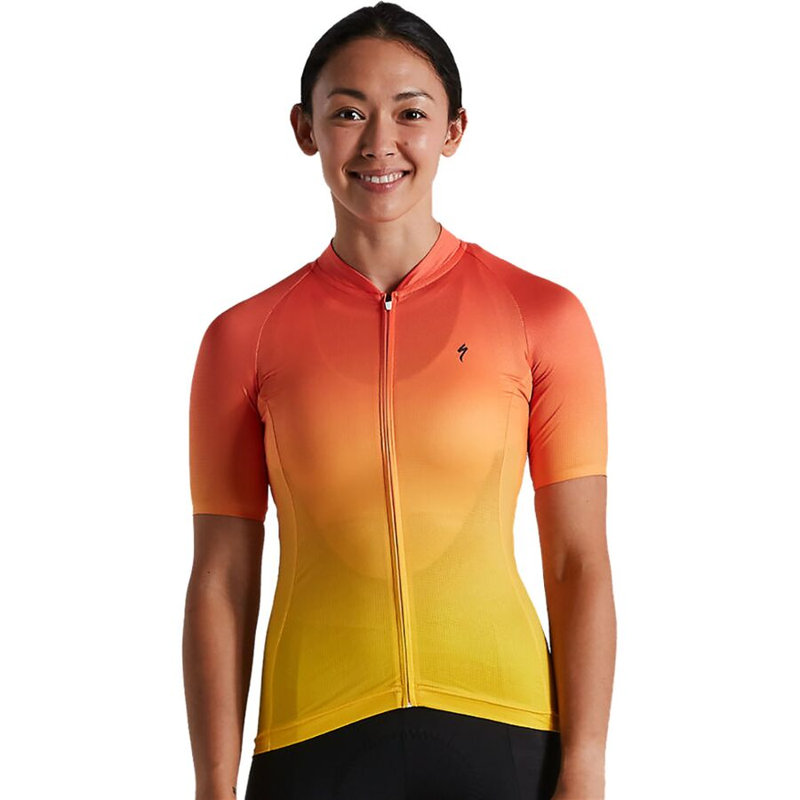 Specialized SL Air Fade Short-Sleeve Jersey - Womens
