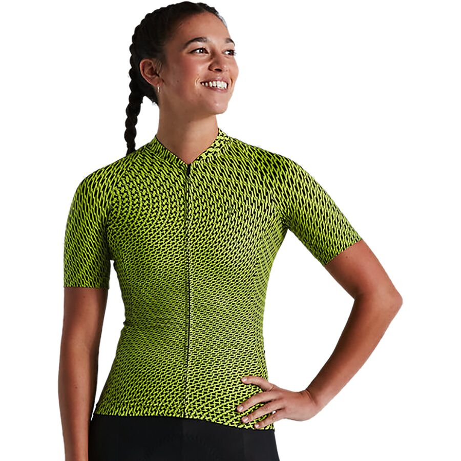 Specialized SL Bicycledelics Short-Sleeve Jersey - Womens