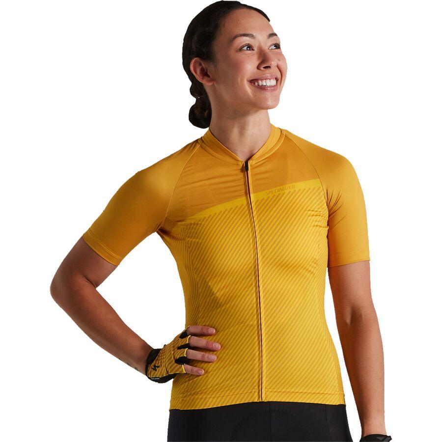 Specialized SL Stripe Short-Sleeve Jersey - Womens