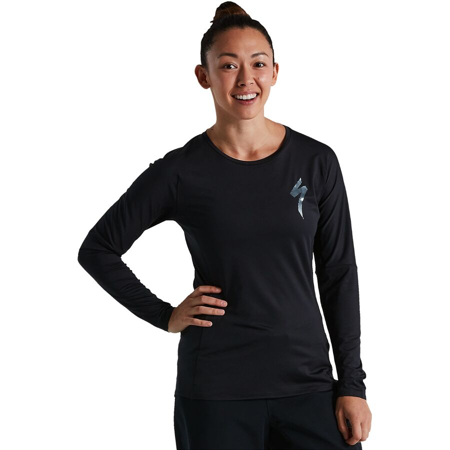 Specialized Trail Air Long-Sleeve Jersey - Womens