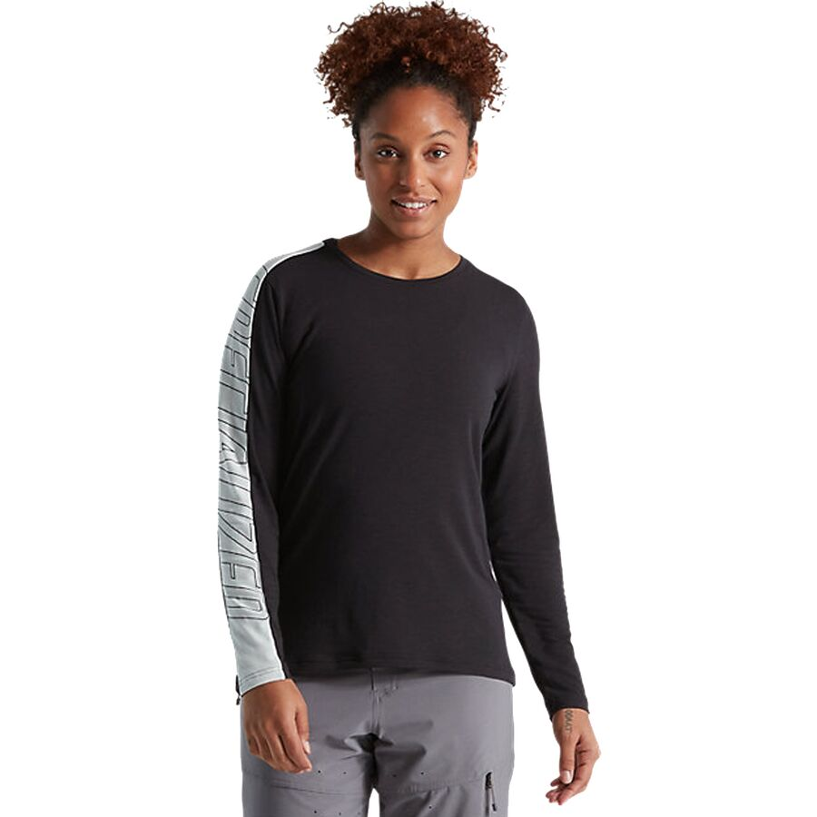 Specialized Trail Long-Sleeve Jersey - Womens