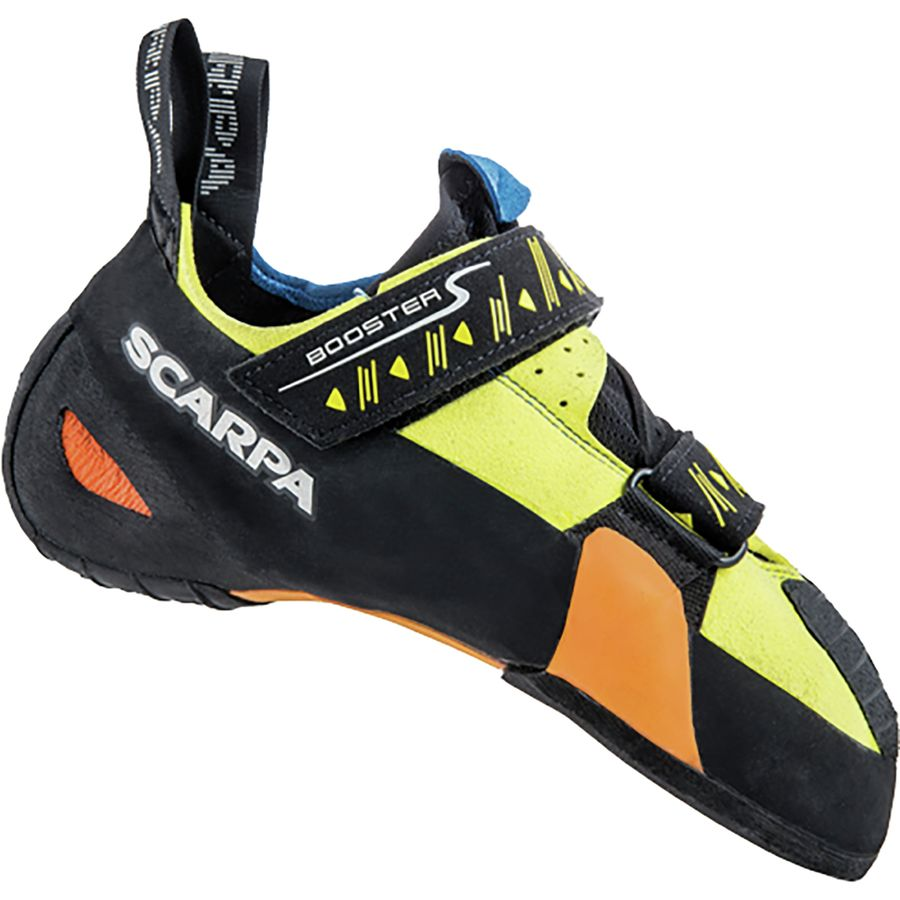 Scarpa  Booster S Climbing Shoe  Men's 70672