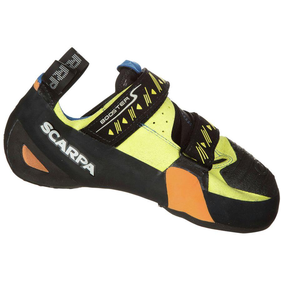 a9bdb0e8297f53 Scarpa - Booster S Climbing Shoe - Yellow