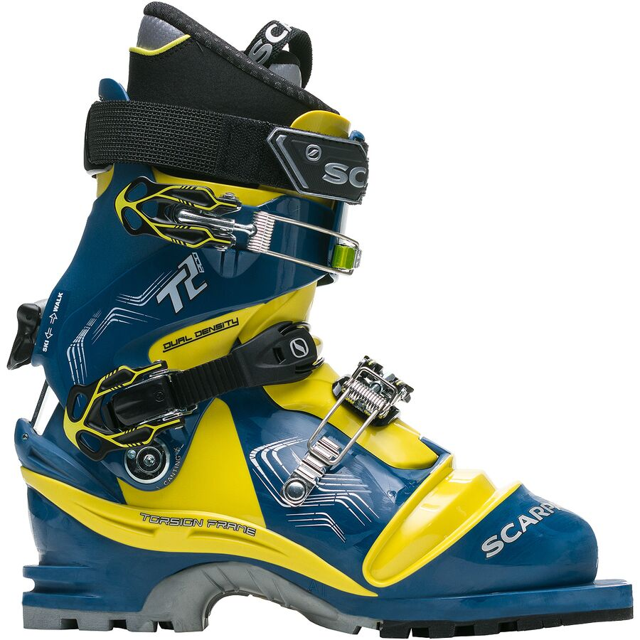 Scarpa T2 Eco Telemark Boot Backcountry Com