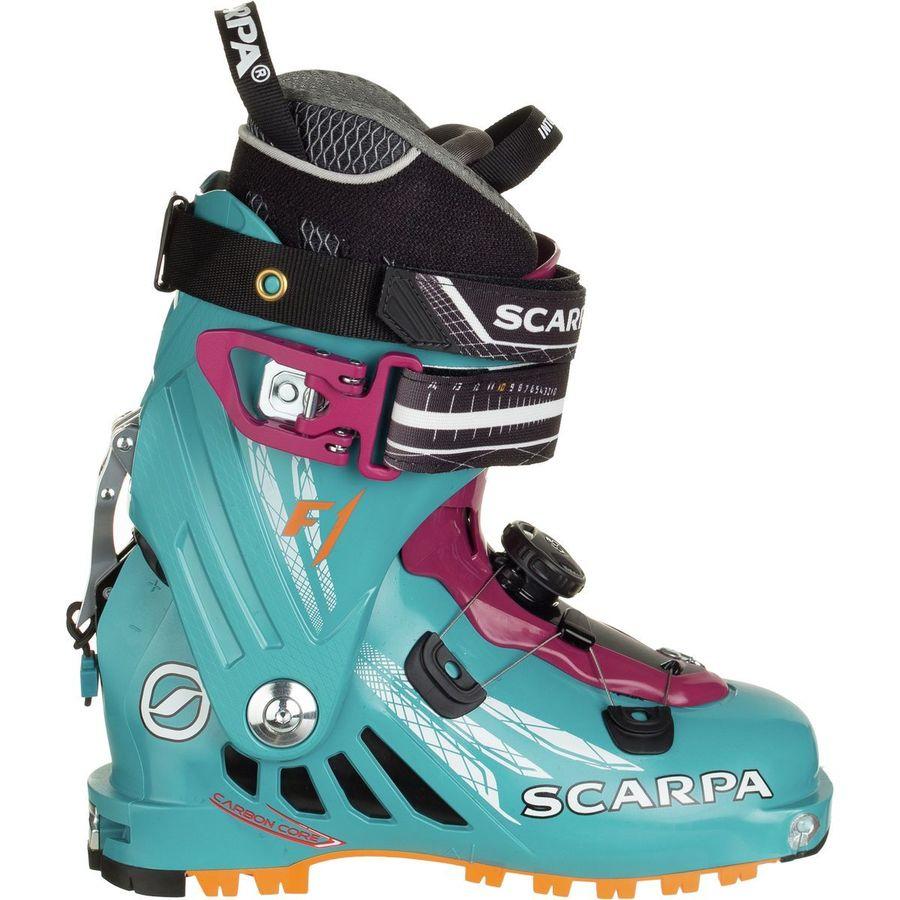 Scarpa F1 Alpine Touring Boot Women S Backcountry Com