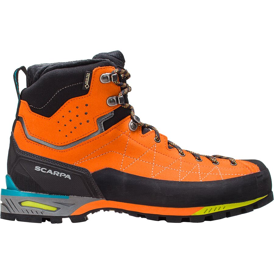 Scarpa Zodiac Tech Gtx Mountaineering Boot Backcountry Com