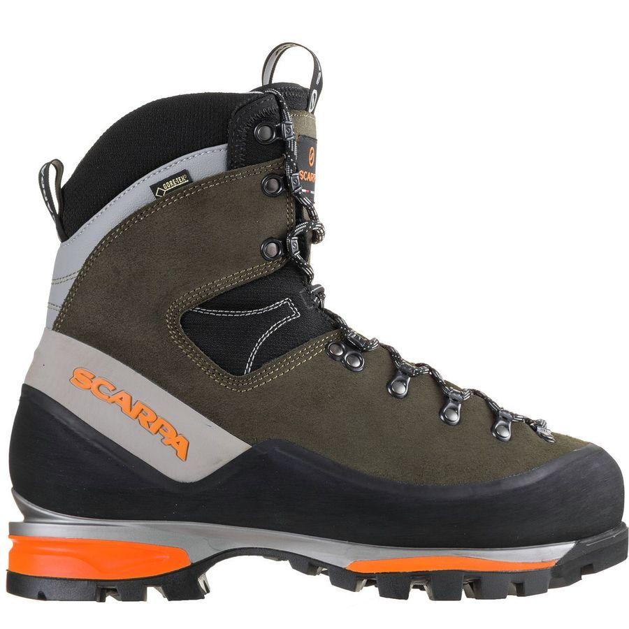 Scarpa Grand Dru Gtx Mountaineering Boot Backcountry Com